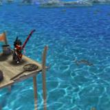 ラスクラ,釣り